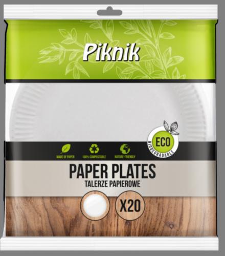 Paper trays round